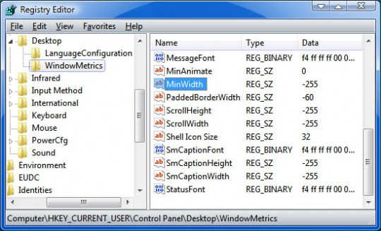 adding-mini-width-value-in-windows-registry