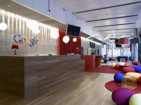 Google Office Zurich. Google#39;s offices in Zurich