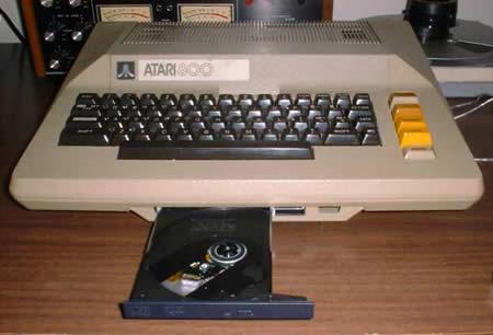 Atari 800 ITX by Andy Hutson