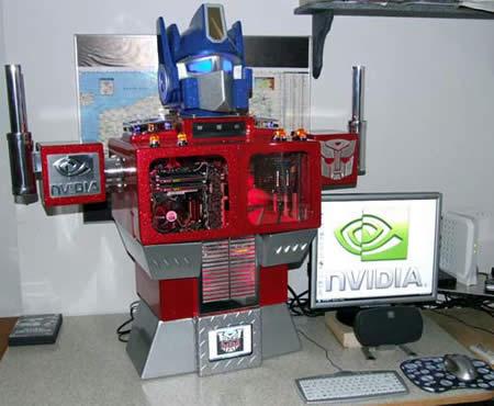 Optimus Prime by John Mangus