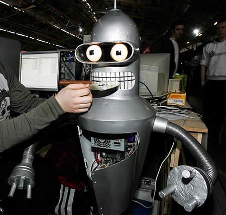 Bender by Jan Erik Vangen
