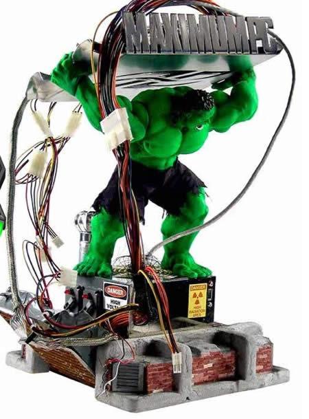 Hulk PC by Chris Blarsky
