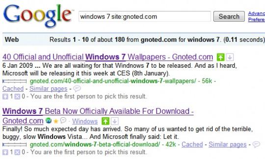 google-search-site