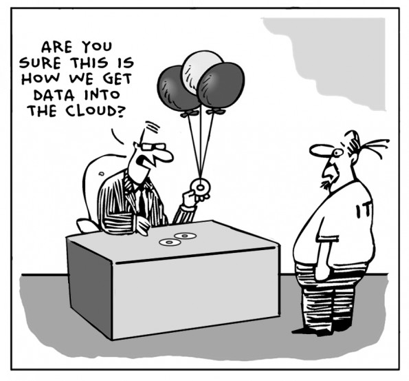 cloud computing comic