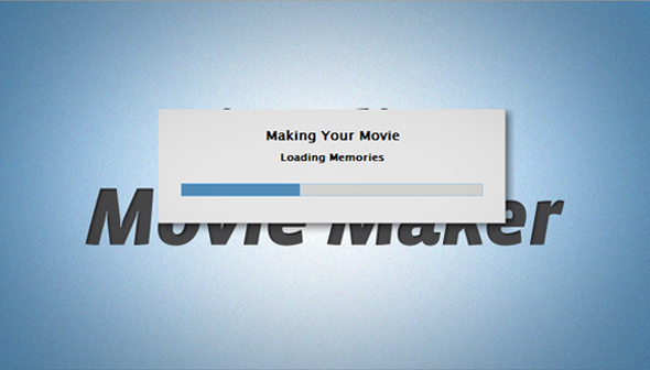 making your timeline movie