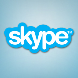 skype how to get little window back
